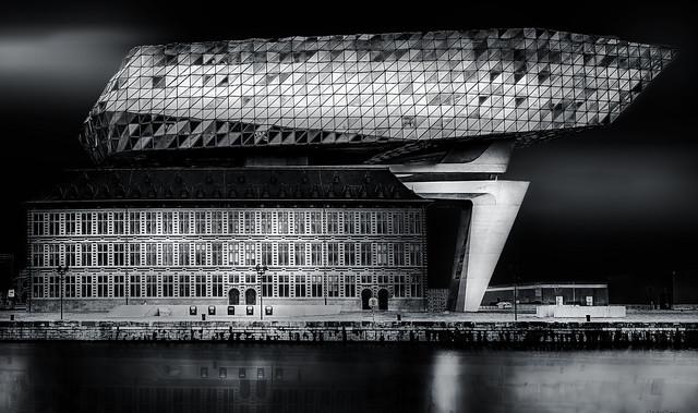 Hafenamt Antwerpen