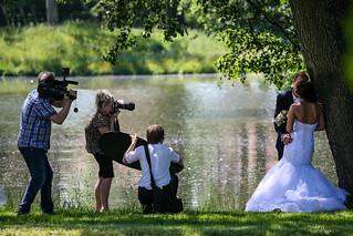 Attēls no Telč. wedding tschechischerepublik togs telč krajvysočina