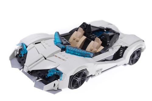 McLaren design studio