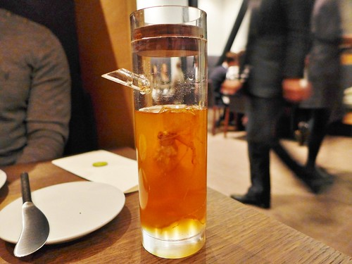 Benu restaurant ginseng honey