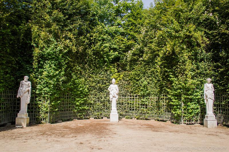 Gardens of Versailles Sculptures