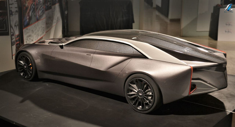 Cleveland Institute of Art Degree Show 2015 -- The Cadillac Concepts