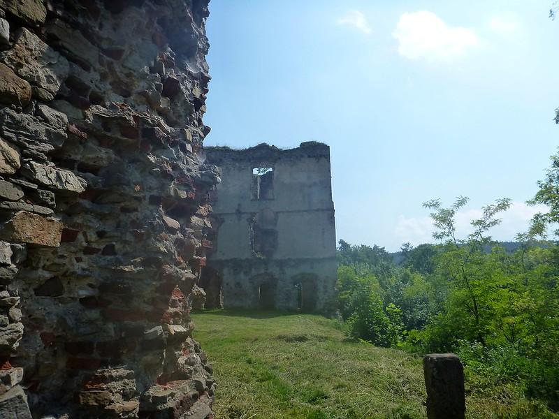 2015.06 Swietokrzyskie Bodzentyn Zamek