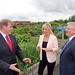 O'Neill visits Colin Neighbourhood Partnership community allotments - 16 July 2015