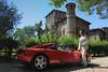 La Ferrari al Castello di Piovera (AL) by Gianni Armano