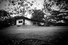 Kay Siang Road - black and white bungalows