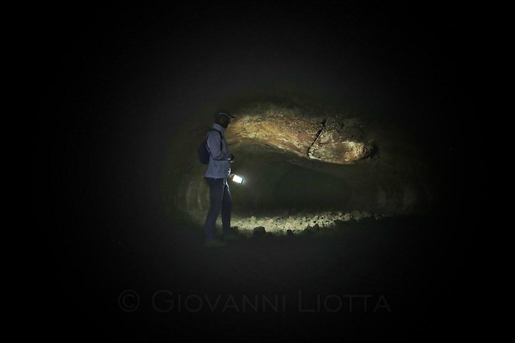 Grotta etna