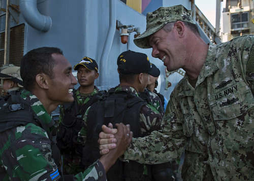 U.S., Indonesia to Strengthen Maritime Partnerships with CARAT
