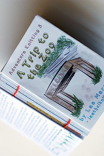 Adventure Knitting 3 DIY print book!