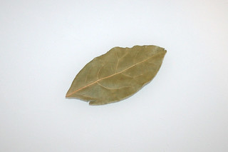 07 - Zutat Lorbeerblatt / Ingredient bay leaf