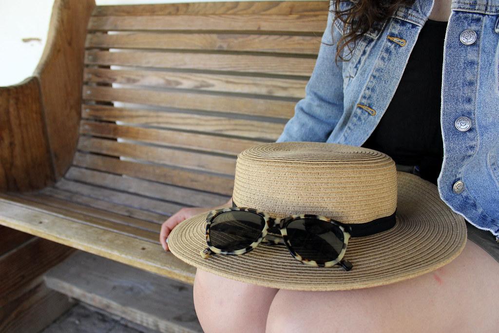 Warby Parker Reilly Marzipan Tortoise See Summer Better #SeeSummerBetter