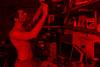 myself in the darkroom by Luca Serazzi