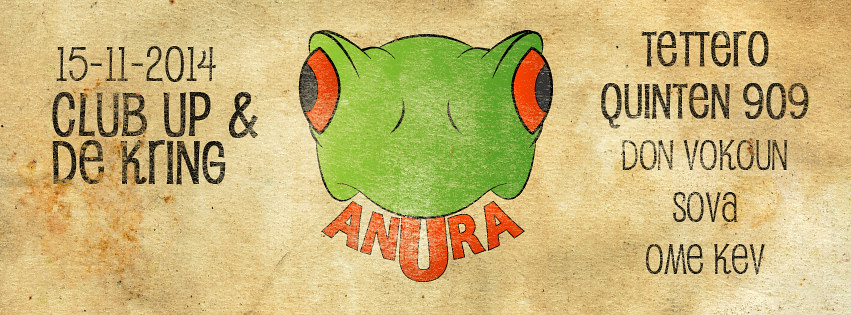 Anura @ Club Up - 15-11-2014