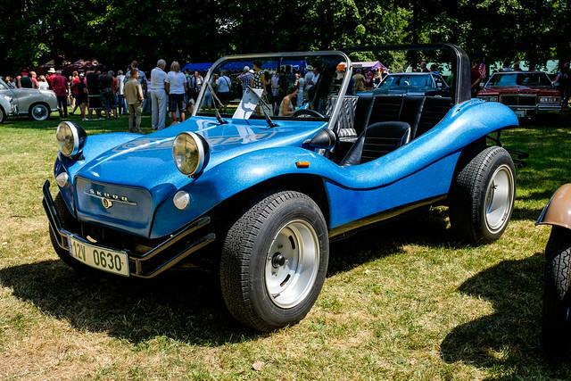 Škoda Autozodiaco Kirby dune buggy
