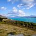 Lake Tekapo from the road
