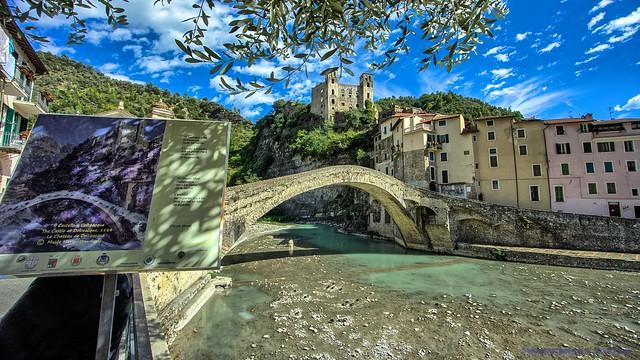 Dolceacqua, Italien