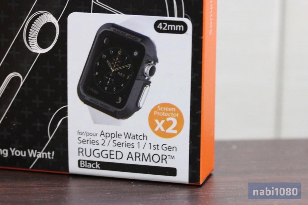 Spigen Apple Watch02