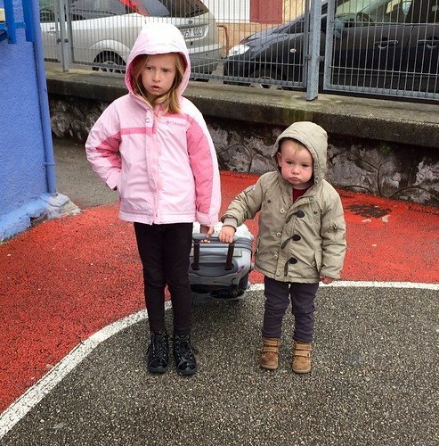 Unsure about Big Sister going to camp