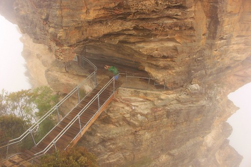 Blue Mountains Fogged in.