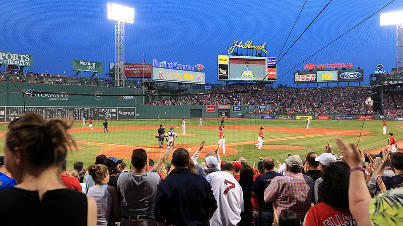 Home Run Red Sox