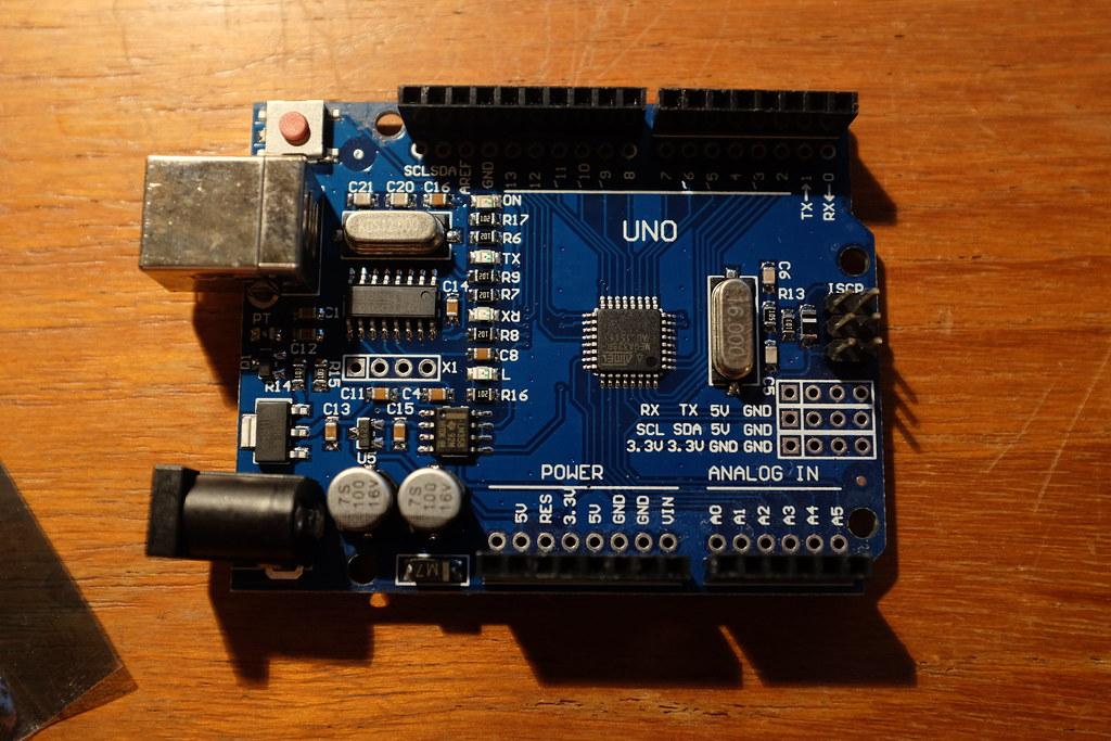 Arduino의 모습