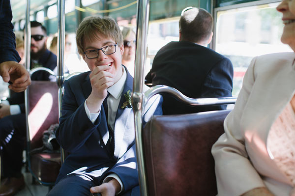 Celine Kim Photography Bellwoods Brewery intimate city wedding Toronto vintage ttc streetcar-43