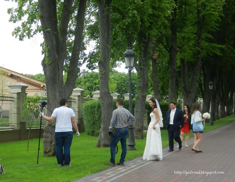 Свадьбы в Межигорье