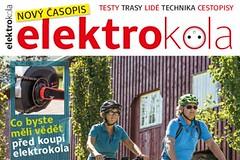 Elektrokola – nový časopis