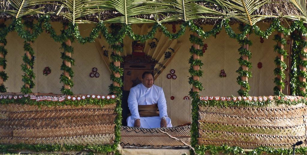 Happy Tonga