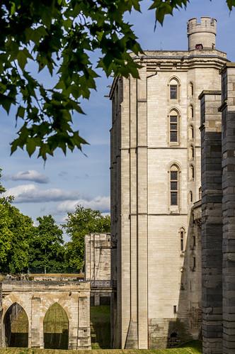 L'entrée du chateau de Vincennes, 2