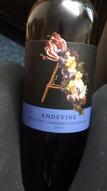 Andevine Cab Sav
