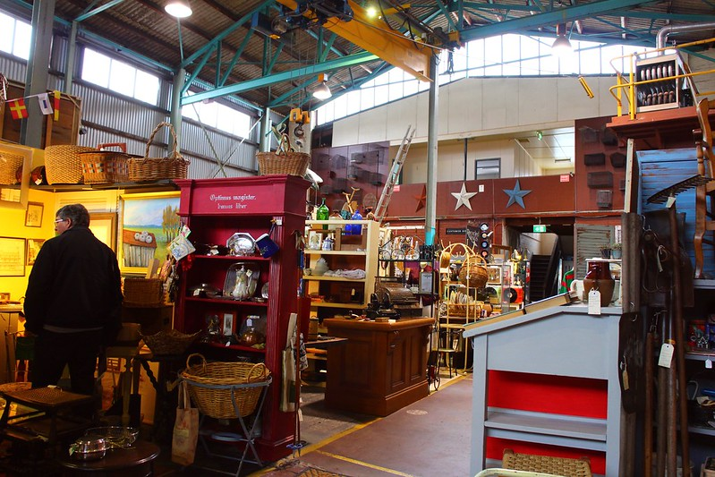 Antiques in Mittagong