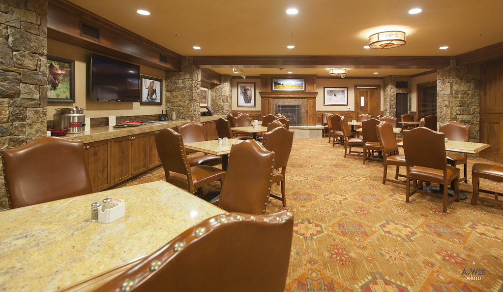 Hotel Restaurant and Dining Room