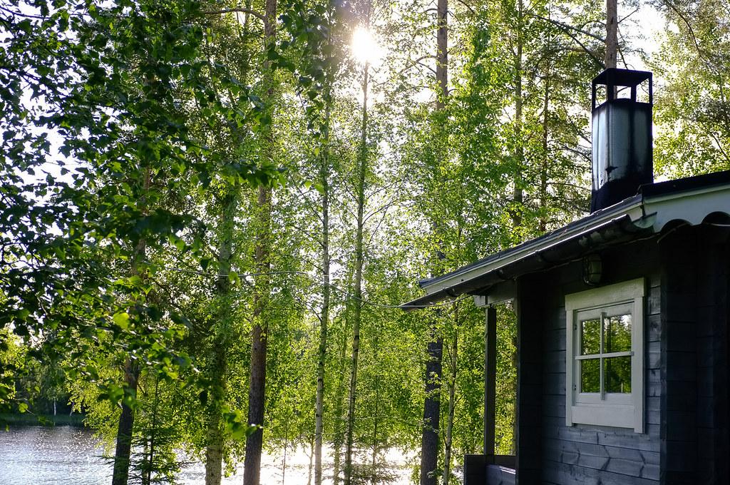 Sun and sauna