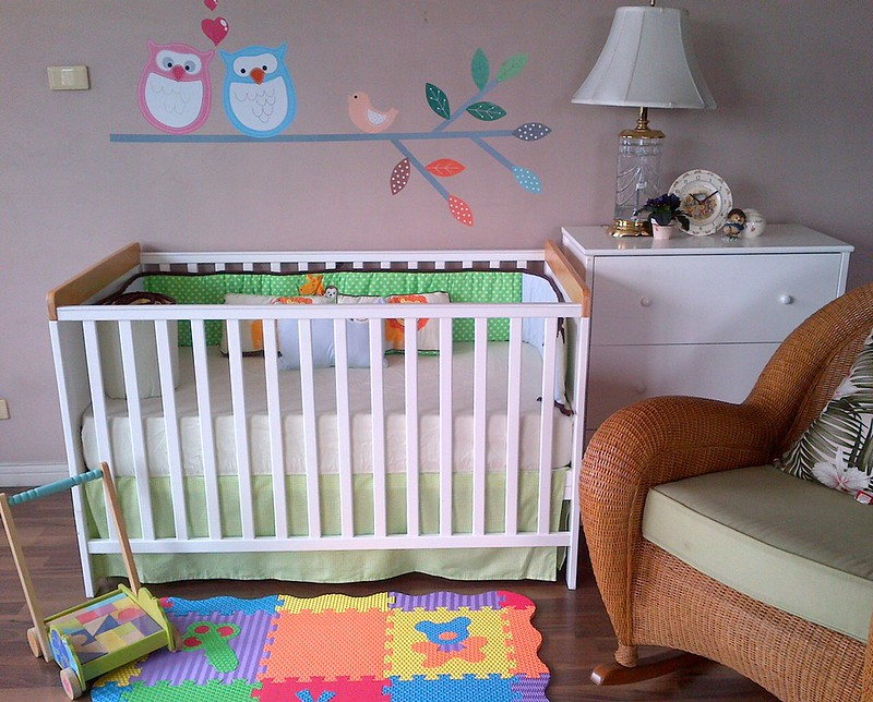 Cuddlebug crib