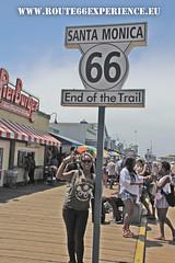 Route 66 Experience, Santa Monica