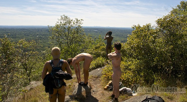 naturist 0029 Harriman State Park, New York, USA