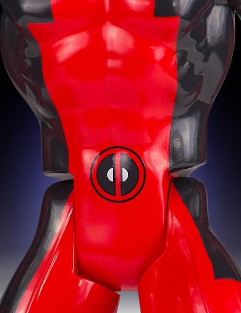 Gentle Giant 2015 SDCC 限定【死侍】Deadpool 秘密戰爭 3.75 吋吊卡 Jumbo 版