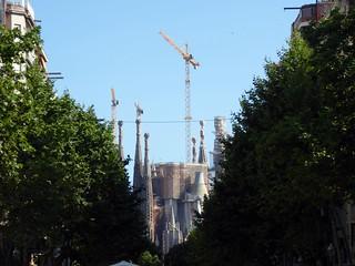 Gaudi's Sagrada Familia - Barcelona