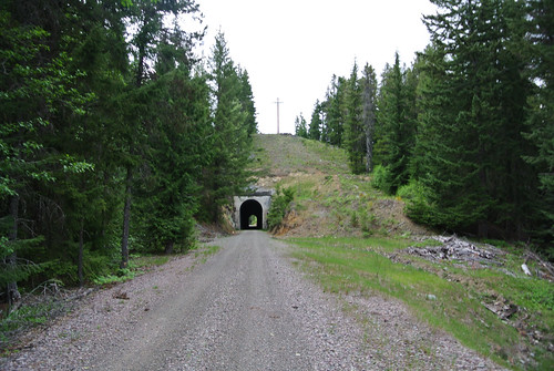 Memorial Day Mini-Tour day 2 - Tunnel ahead