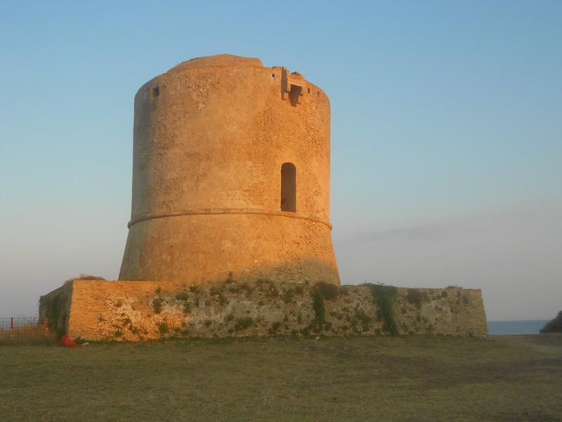 torre vecchia, capo Rizzuto, Isola di Capo Rizzuto