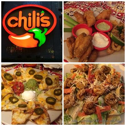 台北美式餐廳-chili's民生店