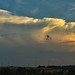 Cumulonimbus cloud by R.S. ChemiQ81