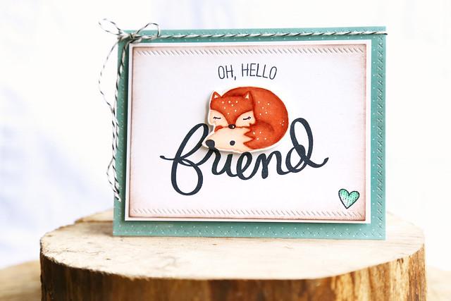 friend indeed {mama elephant}