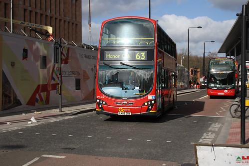 London Central WVL319 LX59DBV