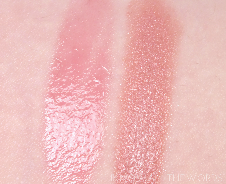 SST Quintessential Collection Vital High Shine Lip Polish Stripped Hydrating Lipstick