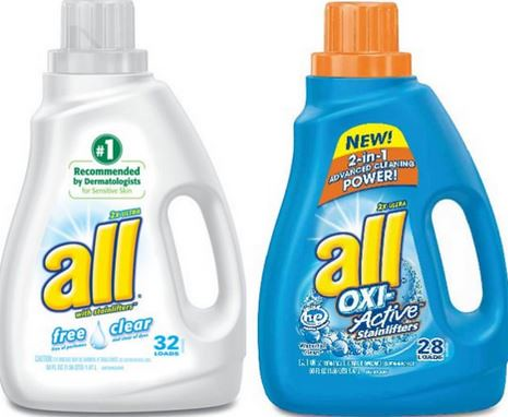 0 49 deal on all laundry detergent at walgreens next week with coupon