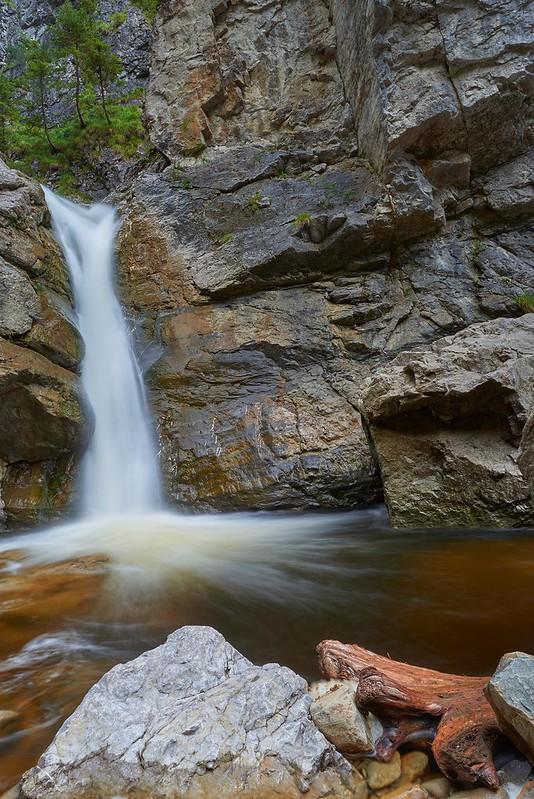 Waterfall Nr. 1 - Chessiloch
