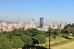 Union Building Gardens, Tshwane, Pretoria, Gauteng, South Africa