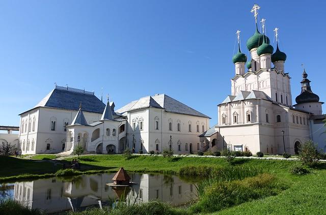 In the Rostov the Great Kremlin 2